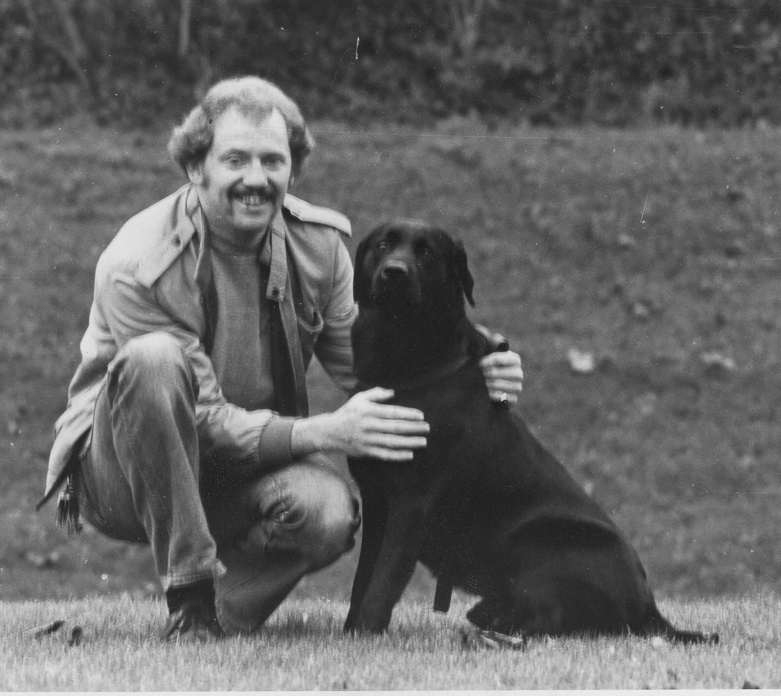 David Davies Dog Training